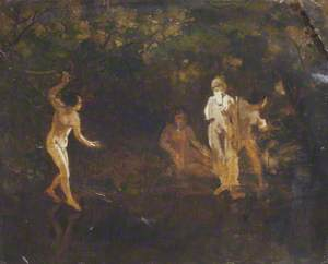 Study for Bathers