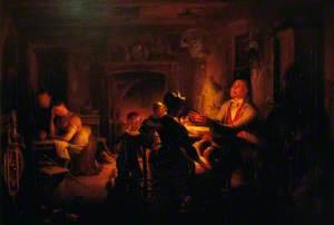 The Cottar's Saturday Night