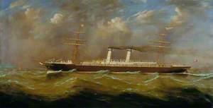 The SS 'America'