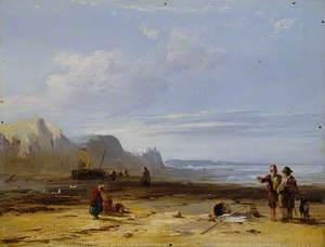 A Coast Scene