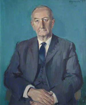 Right Honourable Lord Wheatley (b.1941), Lord Justice Clerk, Chairman of the University Court (1968–1976)