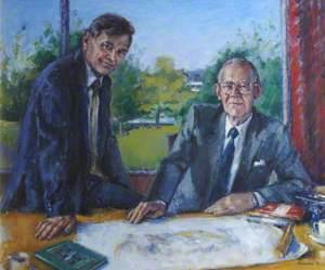 Angus Mitchell and Bob Bomont