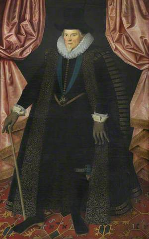 Thomas Cecil (1542–1623), 1st Earl of Exeter