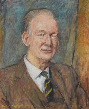 Sir Harry Godwin (1901–1985), Botanist, Acting Master (1958–1959)