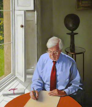 Sir Bob Hepple (b.1934), QC, Master (1993–2003)