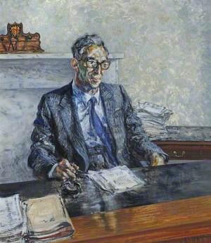Robin Matthews (1927–2010), Master (1975–1993)