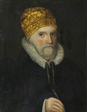 William Butler (1535–1618), Physician to James I