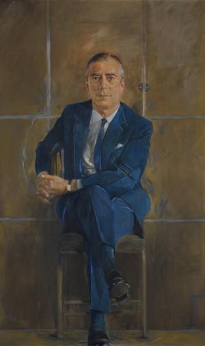 Lord Rayne (1918–2003), Honorary Fellow (1966)