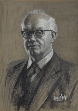 Professor Sir Frank George Young (1908–1988), PhD, DSC, FRS, Master (1964–1975)