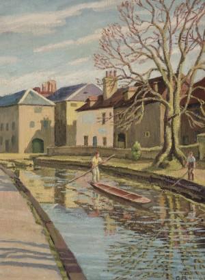 Cambridge Upper River*