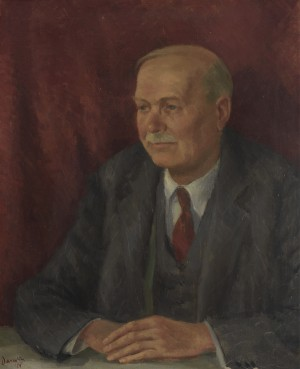 Sir Charles Galton Darwin (1887–1962), KBE, MC, MA, ScD, FRS, Director of National Physical Laboratory (1938–1949)