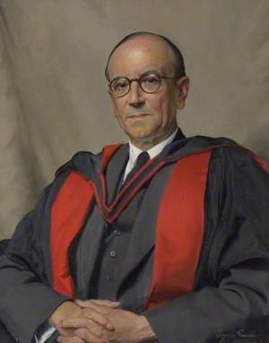 Sir James Chadwick, Master (1948–1958)