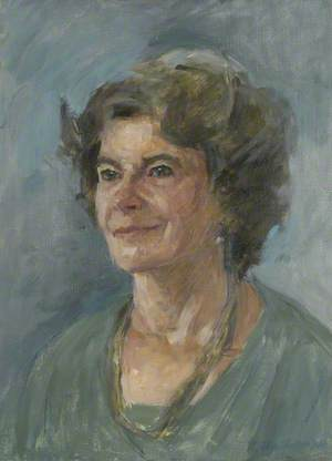 Professor Jean Ruddock (1937–2007), Foundation and Professorial Fellow, Homerton College (2001–2007)