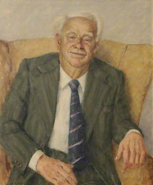 Dr Leslie Wayper (1913–2006), Fellow of Fitzwilliam College, Secretary and Director of the Board of Extra-Mural Studies (1977–1980)