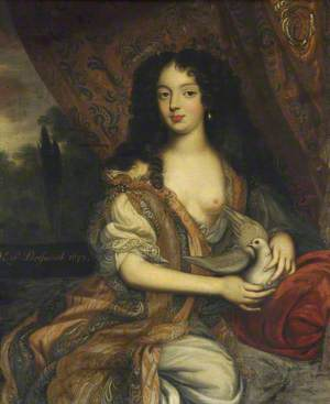 Louise de Querouaille (1649–1734), Duchess of Portsmouth and Mistress of Charles II