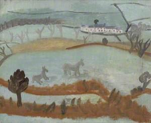 c.1928 (Cumbrian landscape)