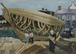 Building the Boat, Tréboul
