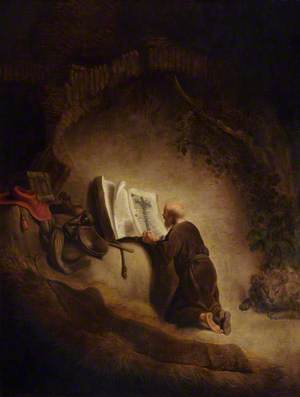 Saint Jerome and the Ratification of the Vulgate