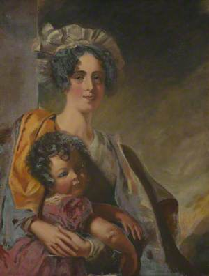 James Clerk Maxwell and his Mother