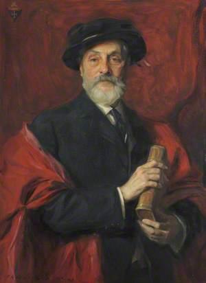 Edwin Charles Clark (1835–1917), Professor of Civil Law