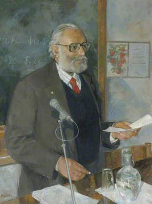Muhammad Abdus Salam (1926–1996), Theoretical Physicist