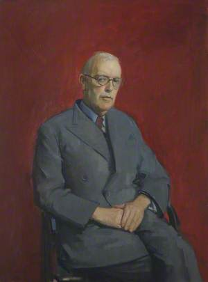 Sir James Mann Wordie (1889–1962), Master (1952–1959), Geologist, Member of Sir Ernest Shackleton's Weddell Sea Expedition
