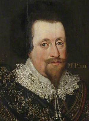 William Platt, Alumnus of St John's College, Son of Sir Hugh Platt, Writer and Agriculturalist