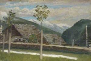 Leventina Valley