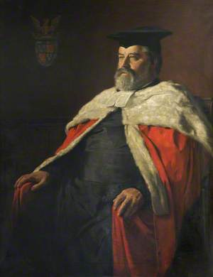 The Reverend Charles Taylor (1840–1908), DD, Fellow