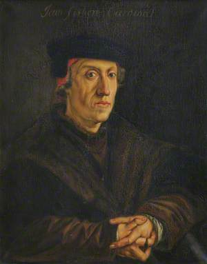 John Fisher (1469–1535), Bishop of Rochester, Confessor and Adviser to Lady Margaret Beaufort