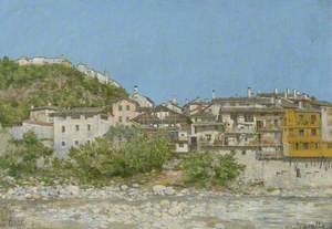 Landscape, Varallo