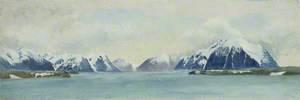 Spitsbergen, Head of Wood Bay