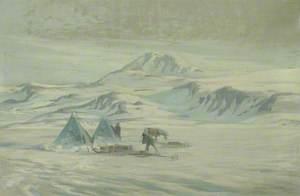 Mount F. L. Smith, 6,367 Feet, Antarctic Regions