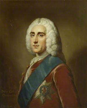 Philip Dormer Stanhope (1695–1773), FRS, 4th Earl of Chesterfield