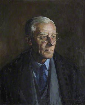 Edgar Douglas Adrian (1889–1977), 1st Baron Adrian, Master (1951–1965), Physiologist