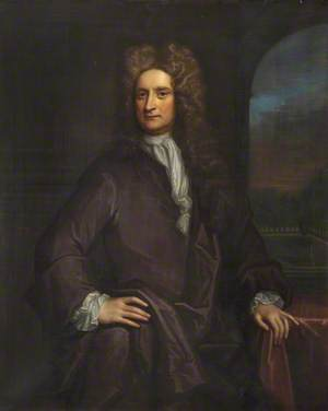 Isaac Newton (1642–1725), Fellow, Natural Philosopher and Mathematician