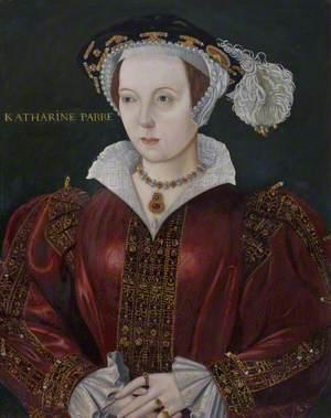 Katherine Parr (1512–1548), Queen Consort to Henry VIII