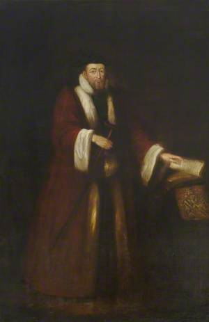 Jeremy Radcliffe (b.1550), Fellow, Senior Bursar (1587–1589 & 1591–1592) and Vice-Master (1592–1611)