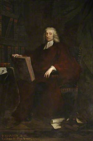 John Ray (1627–1705), Naturalist and Theologian, Fellow, Junior Dean and Steward