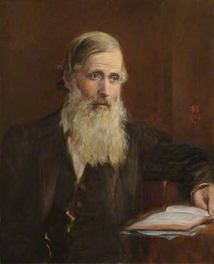 Henry Sidgwick (1838–1900), Fellow, Philosopher and Knightsbridge Professor (1883–1900)