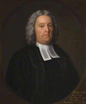 Richard Walker (1679–1764), Vice-Master and Horticulturist
