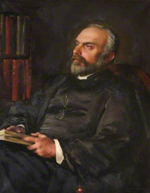 Dr William Cunningham (1849–1919), Fellow, Clergyman and Economic Historian