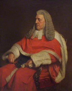 The Right Honourable George Denman (1819–1896), Fellow, Judge and Politician