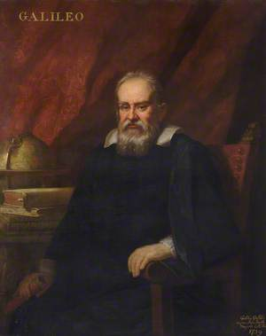 Galileo Galilei (1564–1642), Physicist, Mathematician, Astronomer and Philosopher