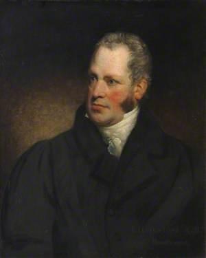 John Hailstone (1759–1847), Geologist, Fellow, Senior Bursar and Woodwardian Professor (1788–1818)
