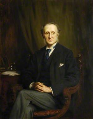 Dudley Ryder (1831–1900), 3rd Earl of Harrowby, President of the Bible Society (1886–1900)