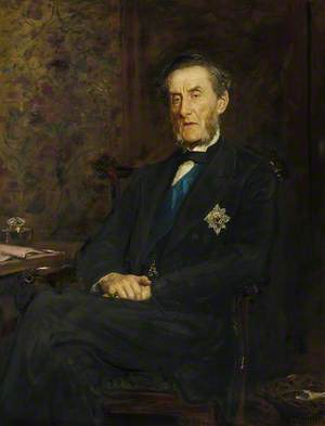 Anthony Ashley-Cooper (1801–1885), 7th Earl of Shaftesbury, President of the Bible Society