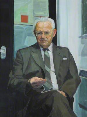 Sir Sam Edwards (b.1928), Cavendish Professor (1984–1995)
