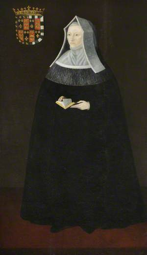 Lady Margaret Beaufort (1443–1509), Countess of Richmond and Derby, Foundress
