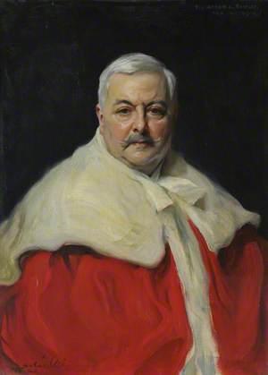 Sir Arthur Everett Shipley (1861–1927), Master (1910–1927)